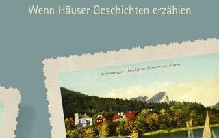 Buchcover Die Villen vom Attersee