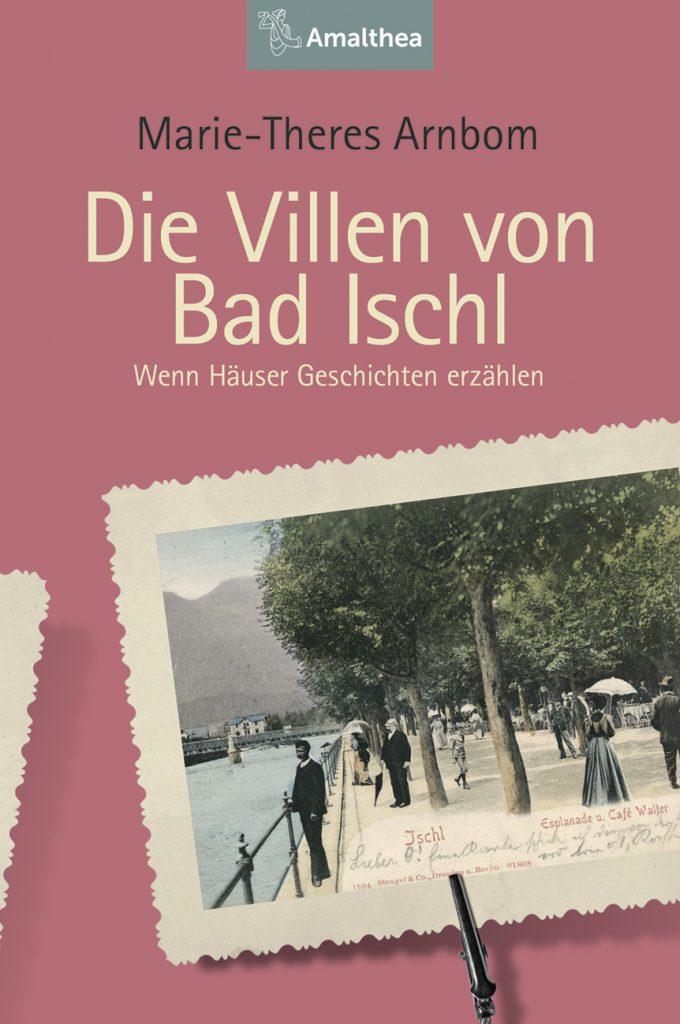 Buchcover Die Villen von Bad Ischl